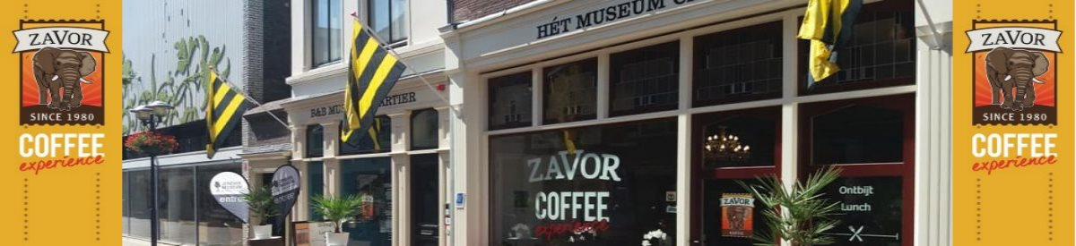 ZaVor Coffee Experieence Schiedam